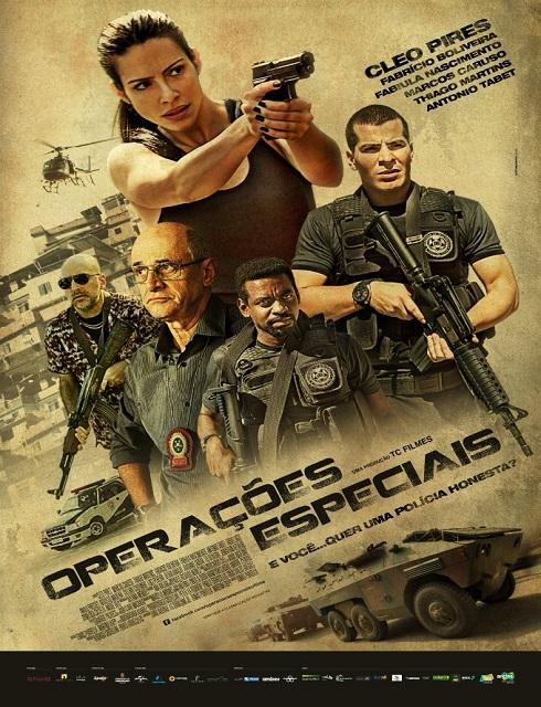 فيلم Operacoes Especiais 2015 مترجم اون لاين