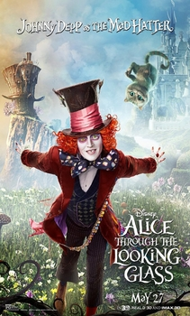 فيلم Alice Through the Looking Glass 2016 HD مترجم اون لاين
